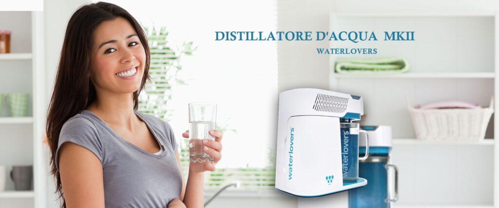 distillatore d'acqua MKII Waterlovers