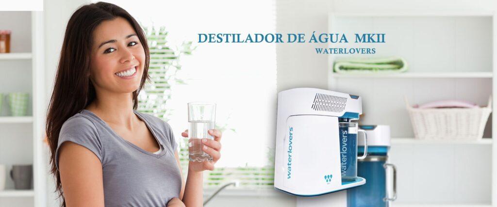 destilador de água MKII Waterlovers